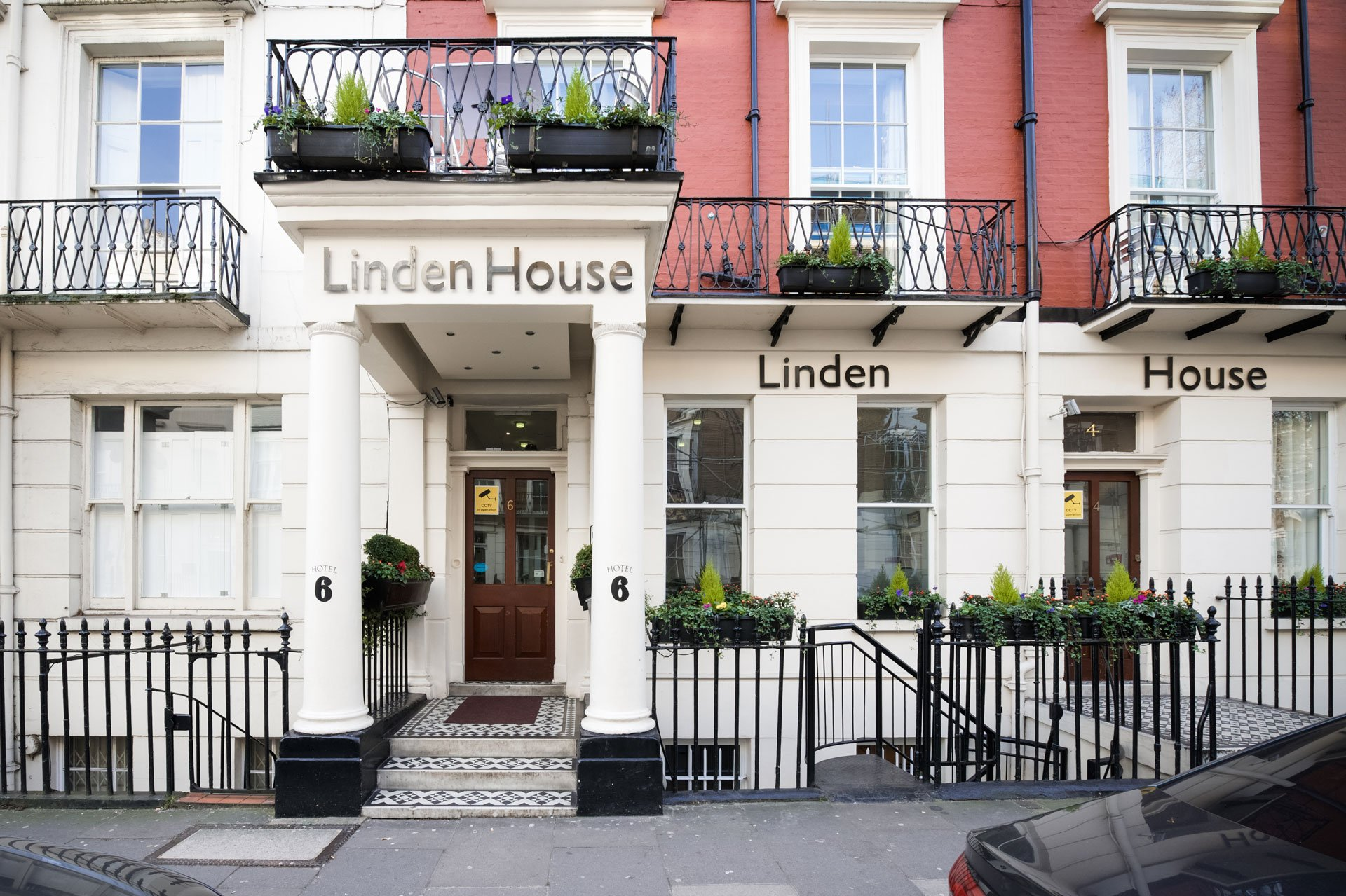 Home Hotel Linden House